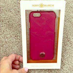 Tory Burch Hardshell Case for iPhone 6 - NIB